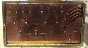 Geomantic instrument Egypt or Syria 1241-1242 CE Muhammad ibn Khutlukh al Mawsuli