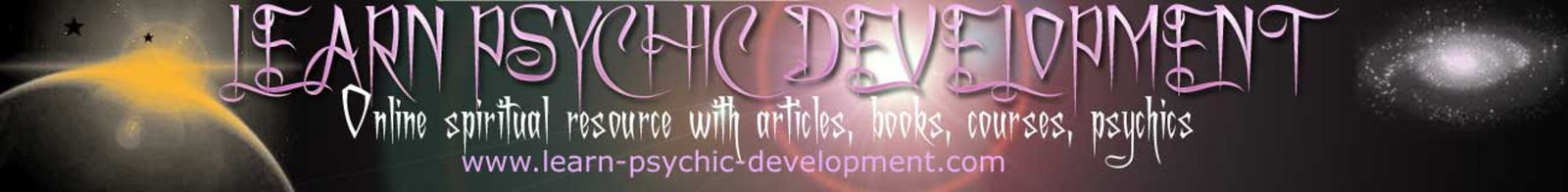 Learn Psychic Development